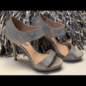 Lauren Lorraine Designs Sparkly Stiletto Heels